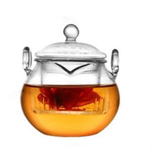 玻璃红茶泡